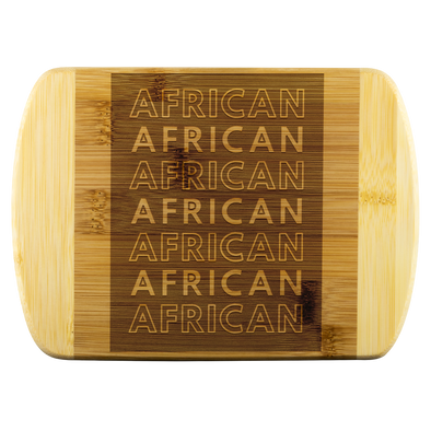 African Cutting Board