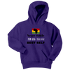 Never Settle Youth Hoodie
