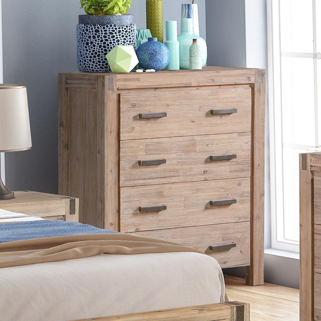 MANU Tallboy Oak - Housethings