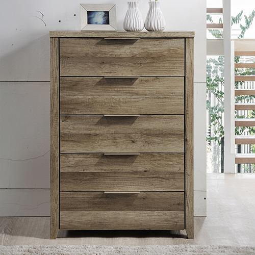 Lester Tallboy Oak - Housethings