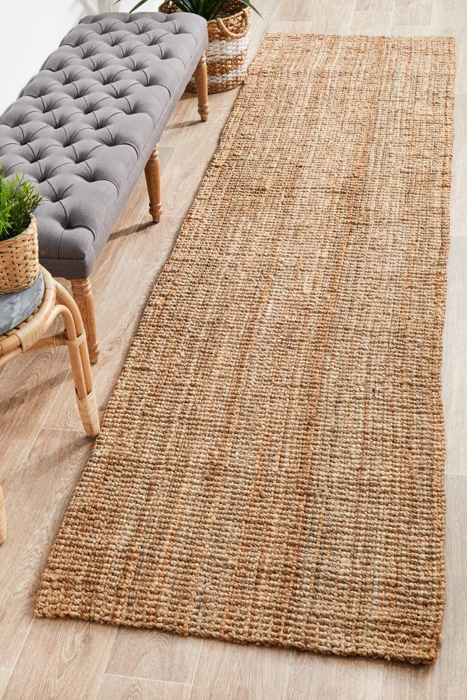 Atrium Barker Natural Runner - Housethings