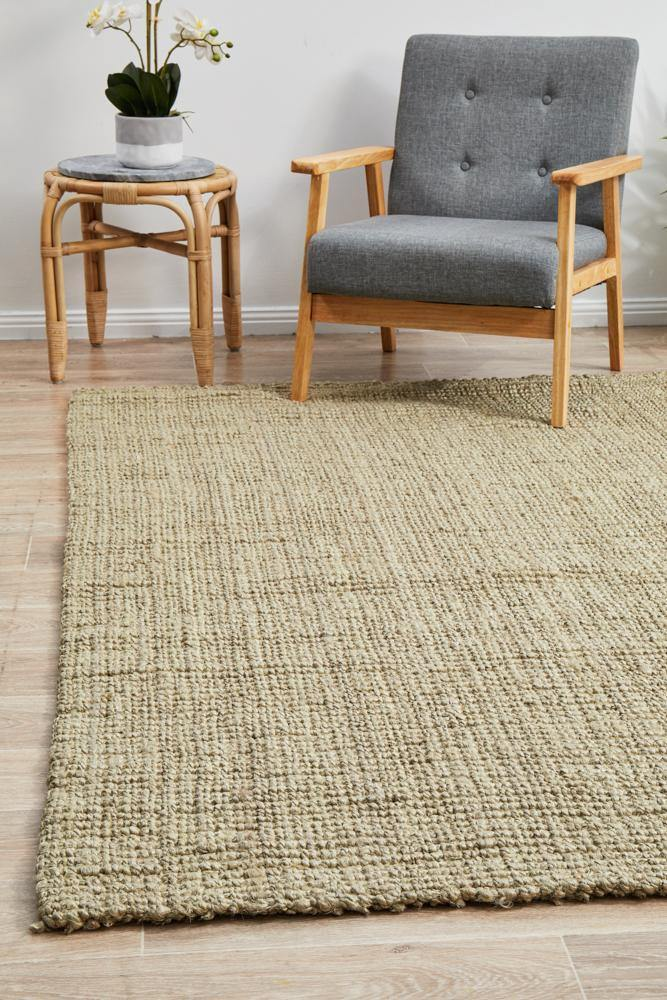 Atrium Barker Platinum Rug - Housethings
