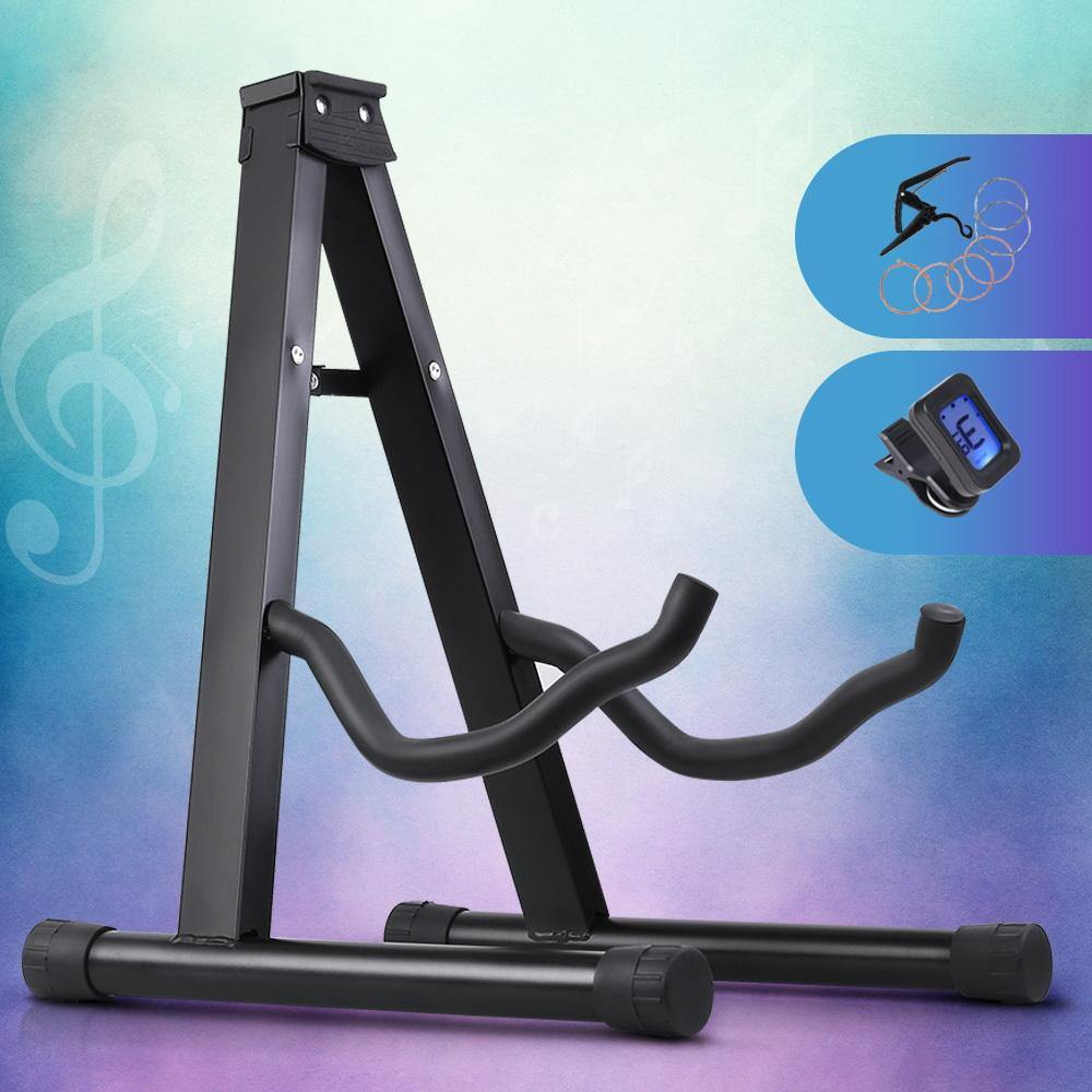 Folding Acoustic Guitar Stand - Housethings