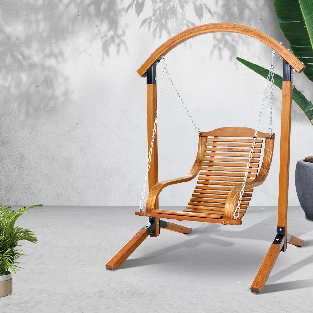 Timber Hammock Chair Wooden swing - Housethings