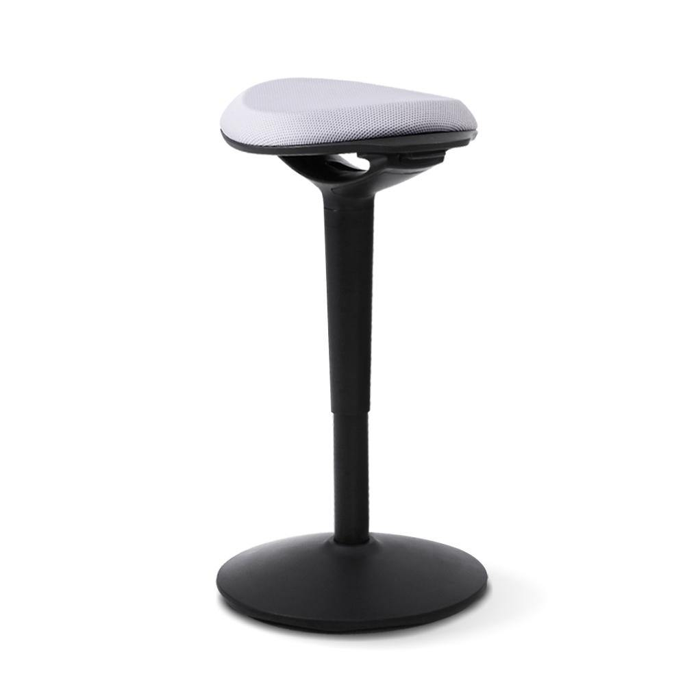 Sit Stand Stool Active Motion Stools For Standing Desk Grey - Housethings