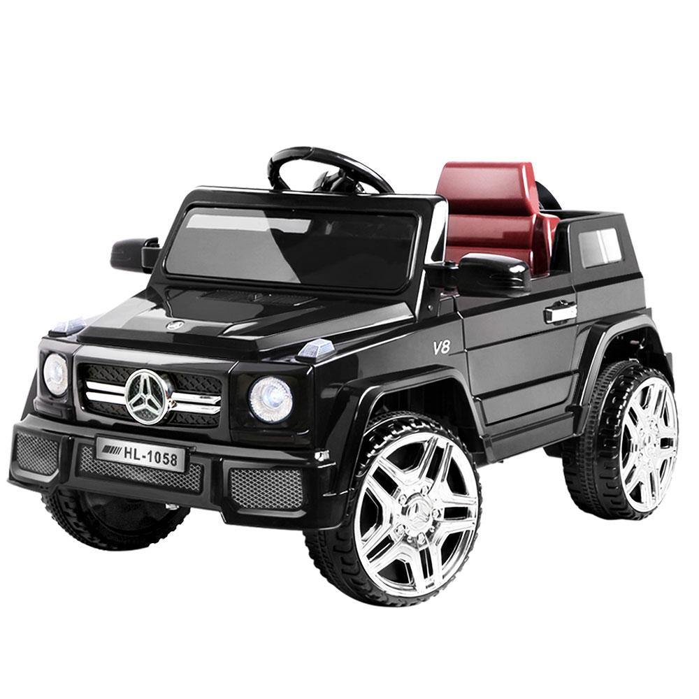 Kids Ride On Car - Black - Housethings