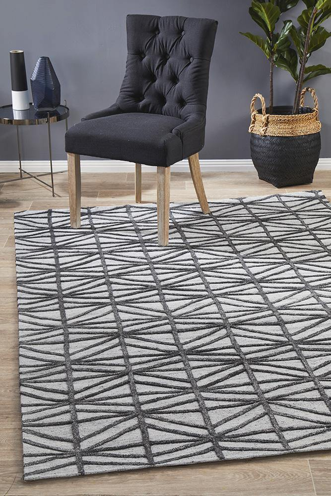 Mali Palatial Grey Rug - Housethings