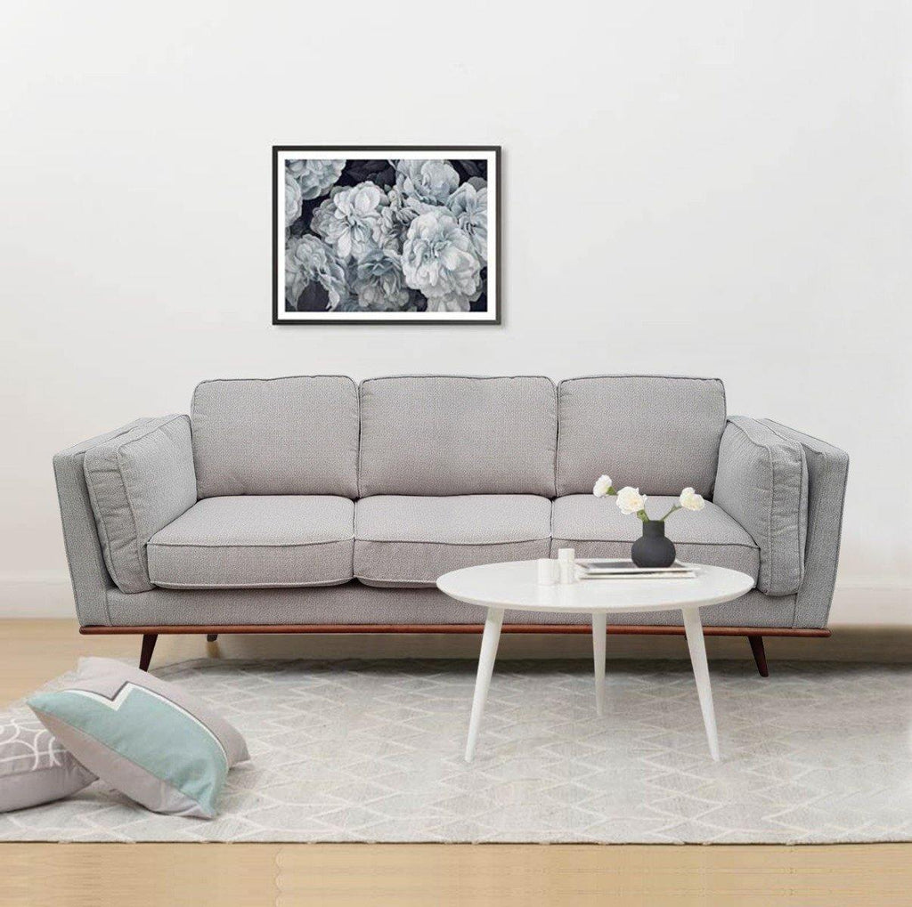 Tuscan Sofa 3 Seater Beige - Housethings