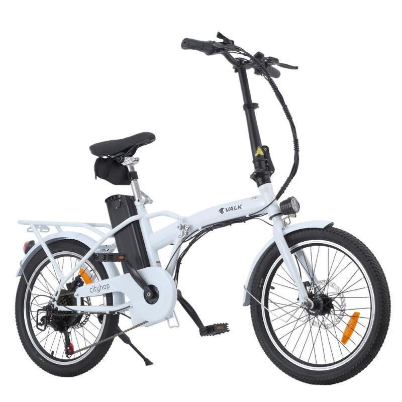 VALK Statesman  Folding Electric e-Bike 6 Speed - Housethings