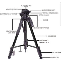 Load image into Gallery viewer, JMARY 2264 TRIPOD STAND