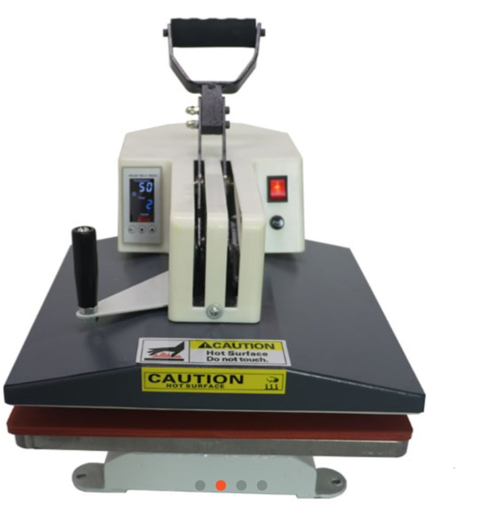 Supper Good Korean Shaking Head Heat Press Machine