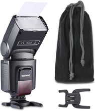 Load image into Gallery viewer, Roll over image to zoom in Godox Thinklite Camera Flash TT520II with Build-in 433MHz Wireless Signal for Canon Nikon Pentax Olympus DSLR Cameras Flash