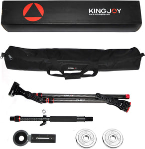 KINGJOY 70 inches Carbon Fiber Jib Arm