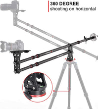 Load image into Gallery viewer, KINGJOY 70 inches Carbon Fiber Jib Arm