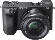 Load image into Gallery viewer, Sony Alpha a6500 Mirrorless Digital Camera Bundle