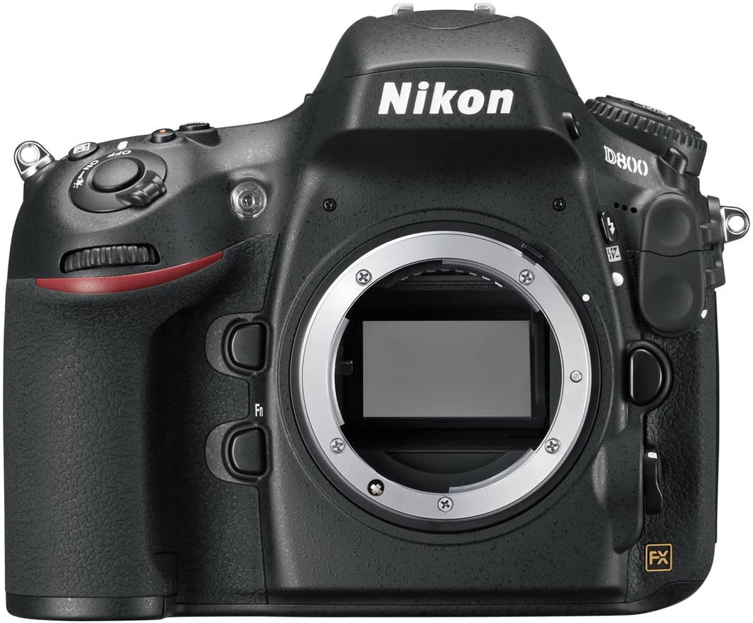Nikon D800 36.3 MP CMOS FX-Format Digital SLR Camera