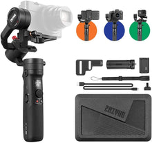 Load image into Gallery viewer, Zhiyun Crane M2 [Official] Handheld 3-Axis Gimbal Stabilizer