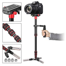Load image into Gallery viewer, HPH220 Tri Foot Monopod Steadycam