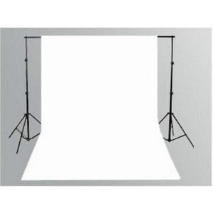 White Backdrop Material 3x6m
