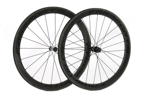 Farsports Carbon Fiber Wheelset 50mm (Rim Brake)