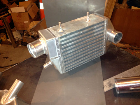 2012-2016 Arctic Cat F1100, ZR Turbo, Race intercooler