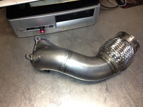 Arctic Cat Turbo F1100: Divorce Pipe Extreme 3 inches