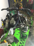 2012-2016 Arctic Cat F1100, ZR Turbo Meth Injection