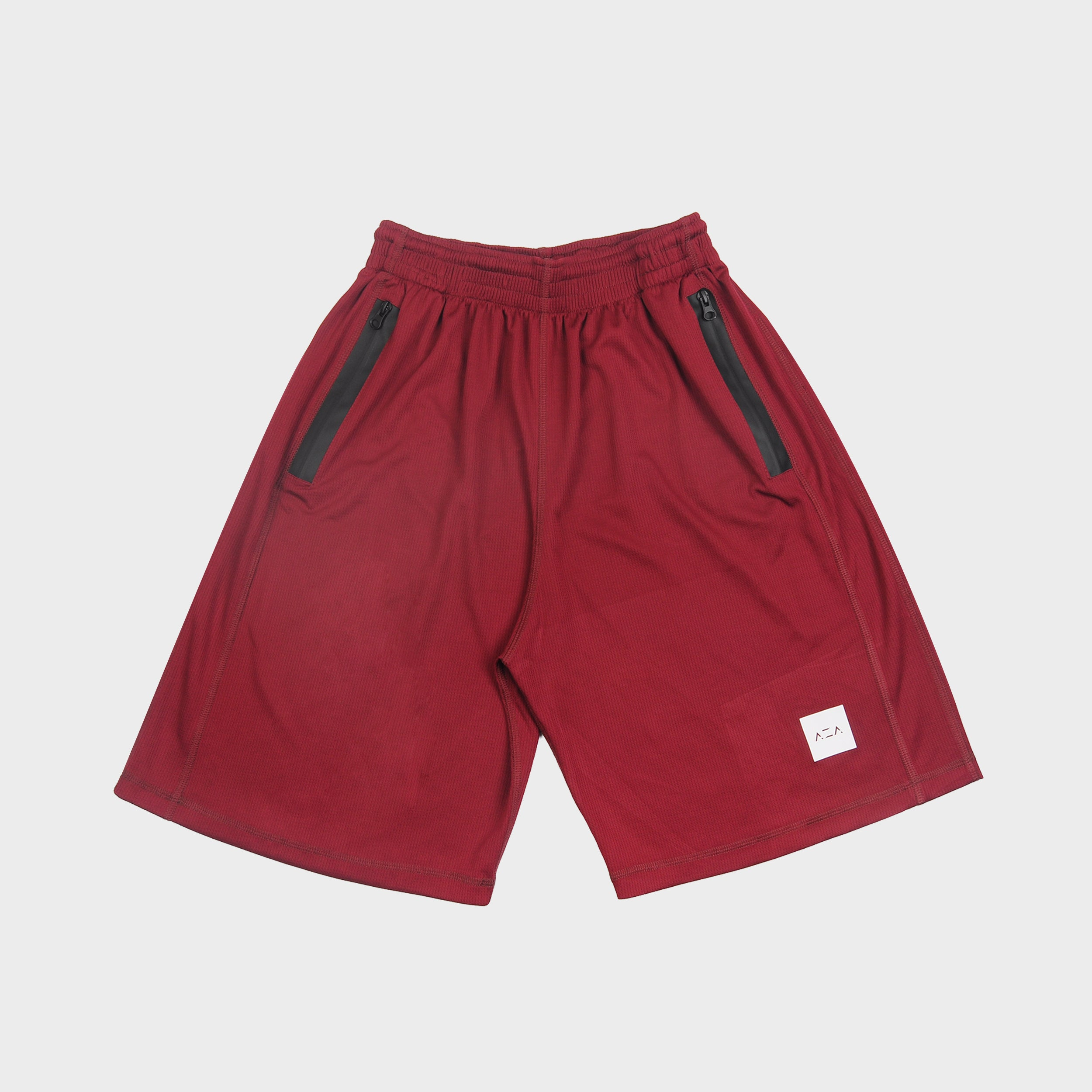 AZA Essential Short - Maroon