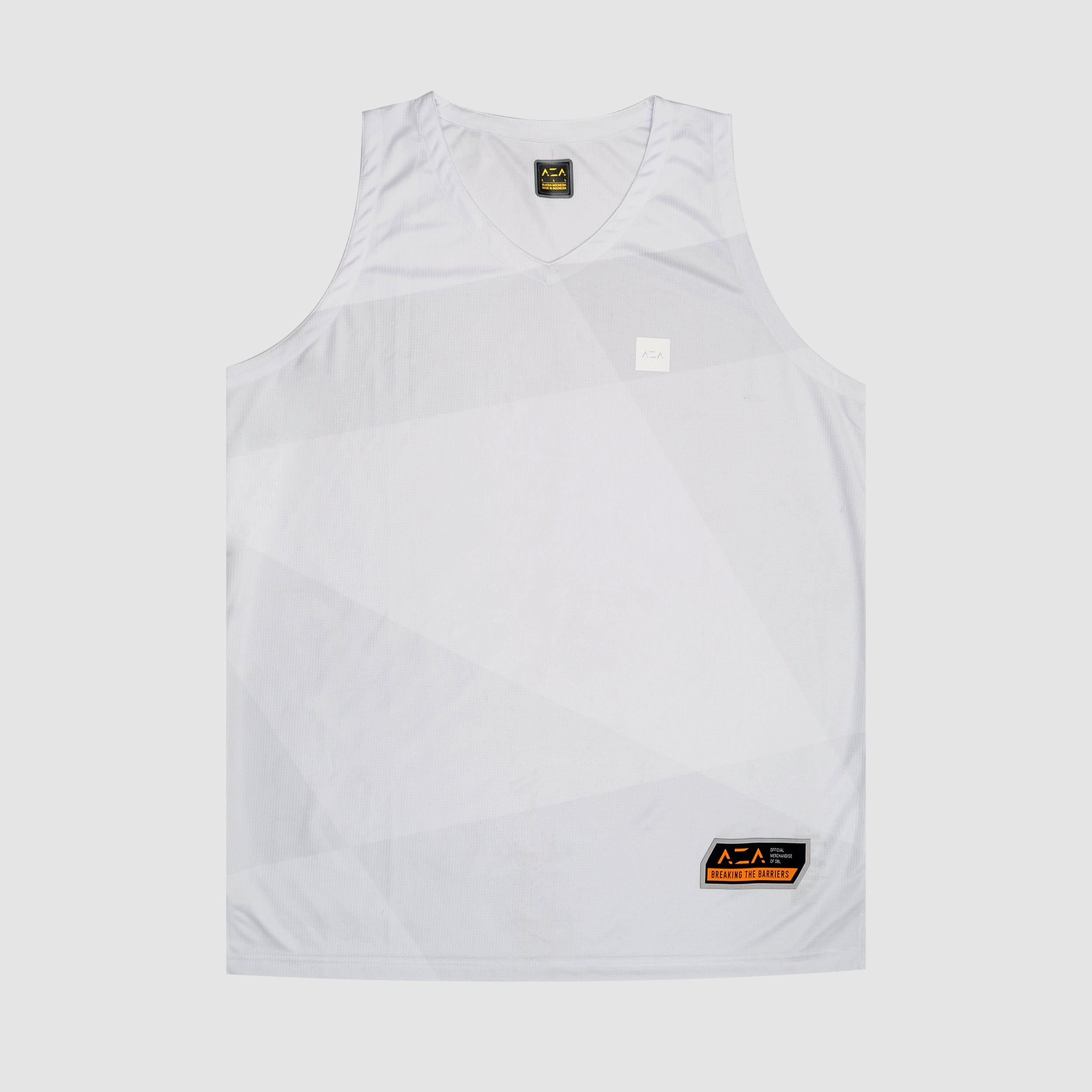 AZA Outlier Vector Jersey - White