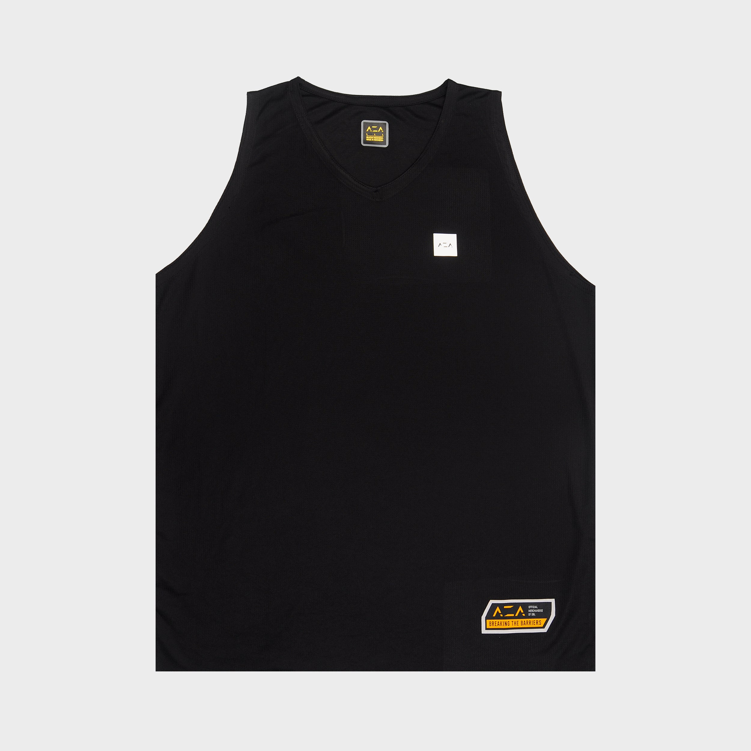 AZA Outlier Jersey - Black