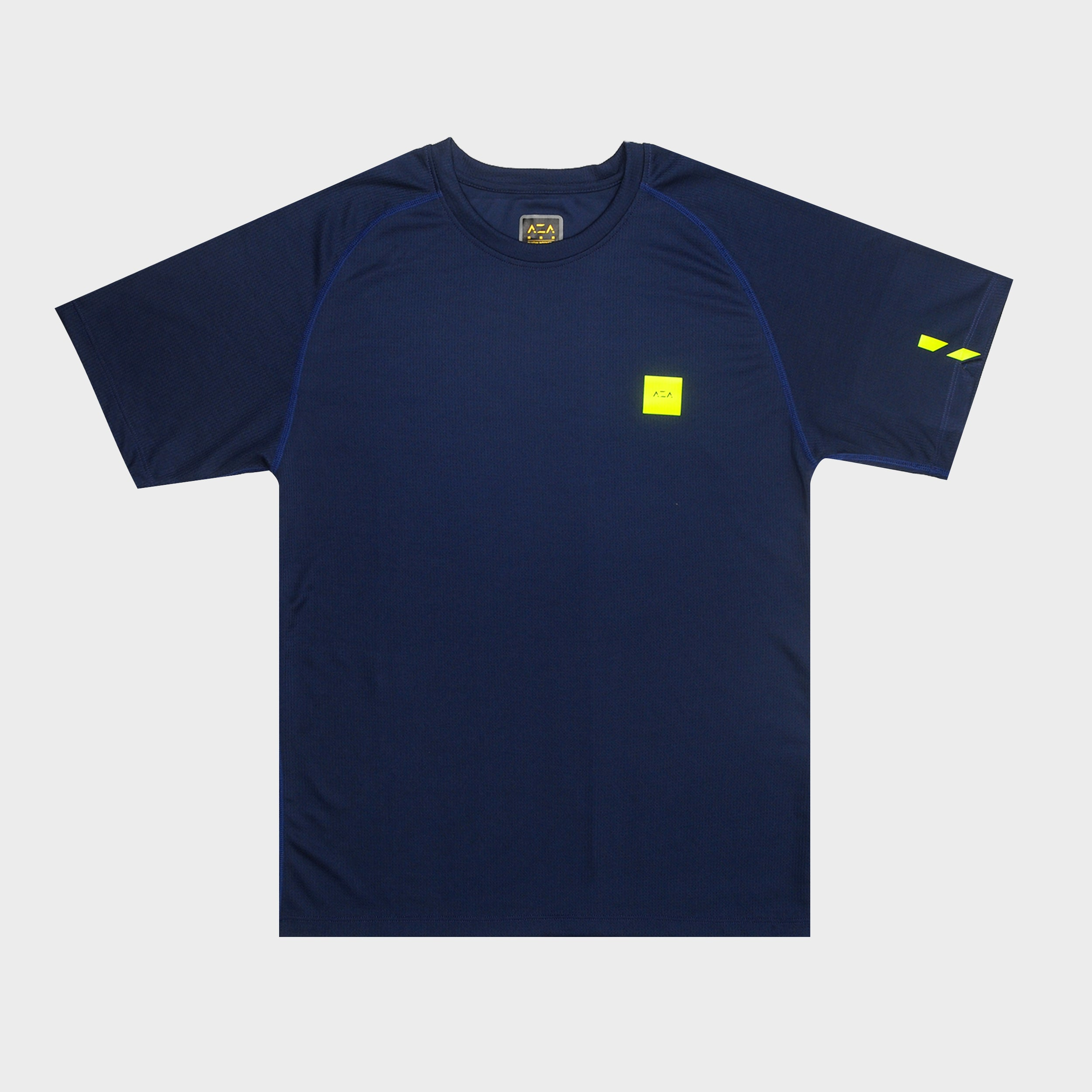 AZA Performance T-Shirt - Navy