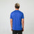 AZA Interval Basic T-Shirt - Blue