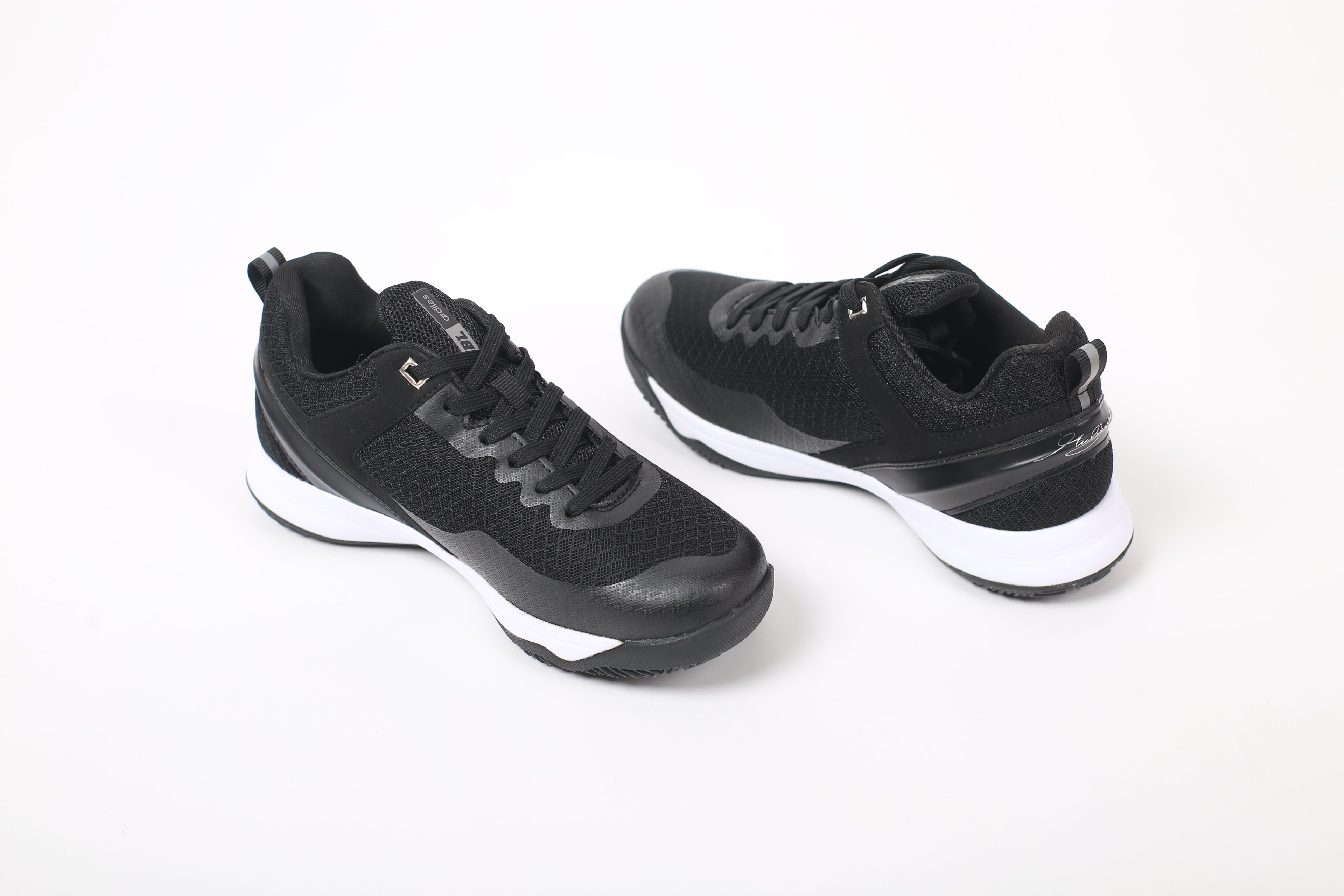 AZA 6 Kids Footwear - Black / White