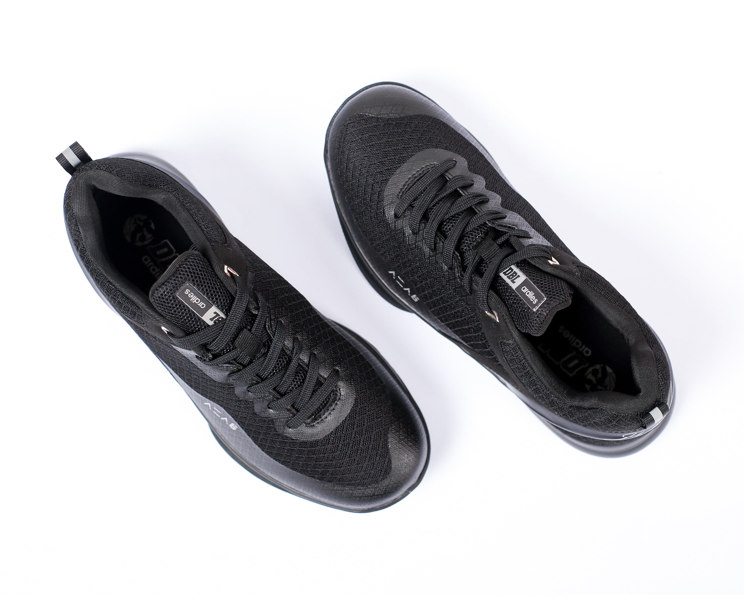 AZA 6 Kids Footwear - Black / Black