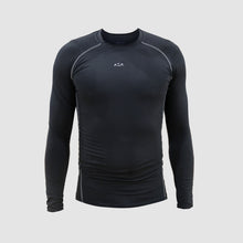Load image into Gallery viewer, AZA Long Sleeve Baselayer - Black