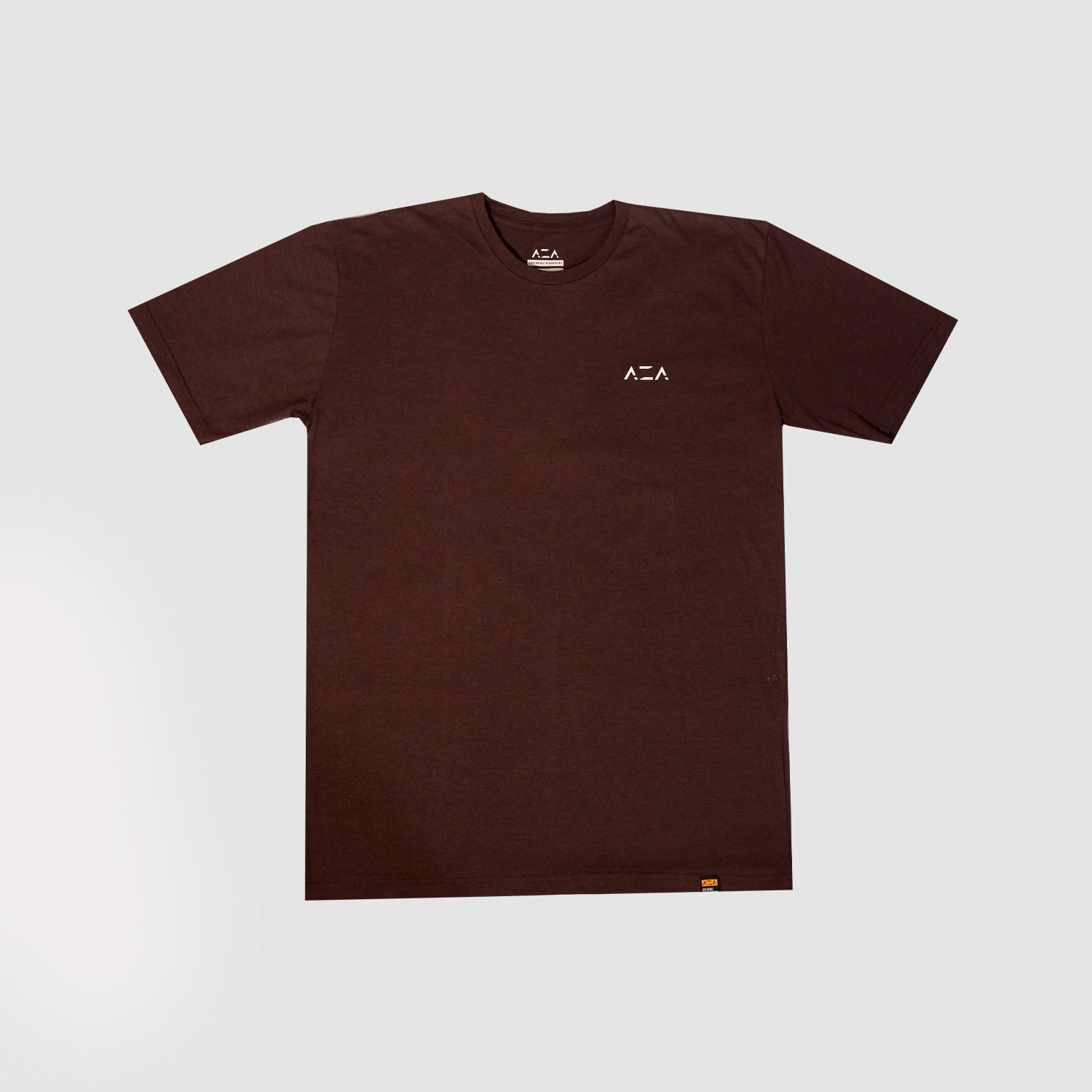 AZA Basic T-Shirt - Brown