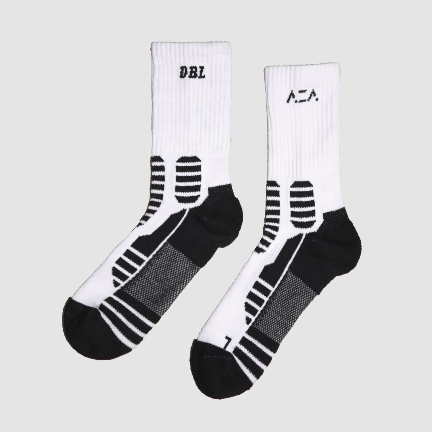 AZA Concept Elite Socks - White