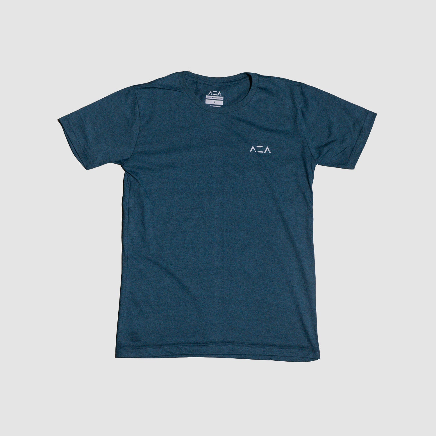 AZA Basic T-Shirt - Navy