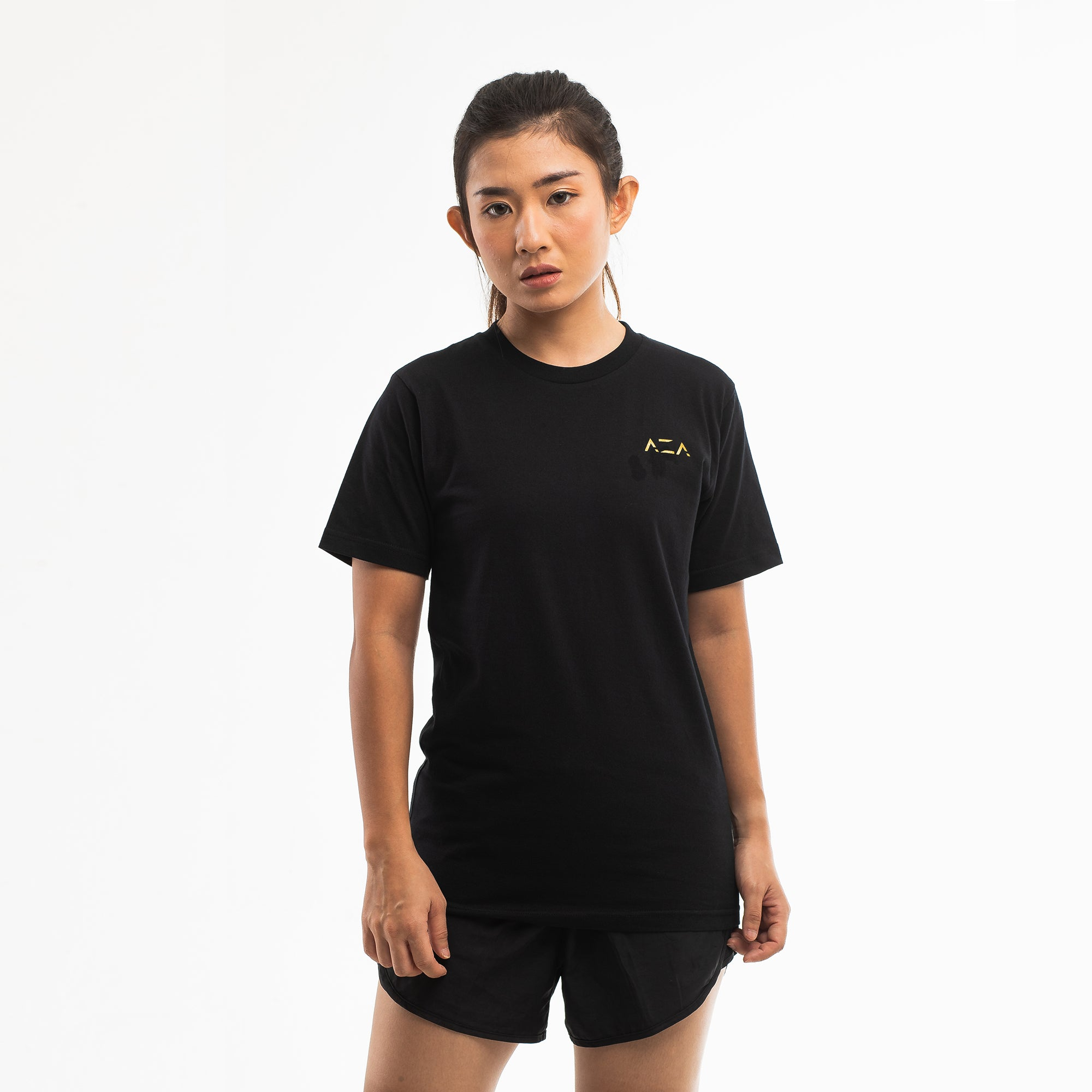 AZA Escape T-Shirt - Black