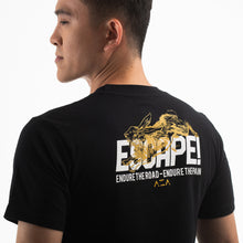 Load image into Gallery viewer, AZA Escape T-Shirt - Black