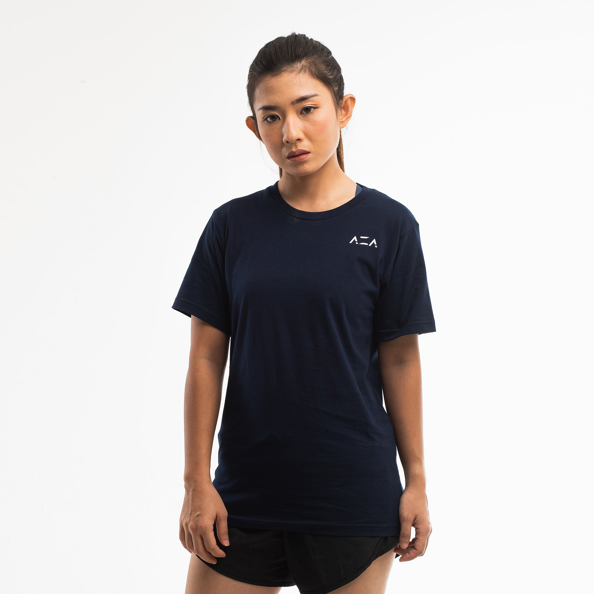 AZA Escape T-Shirt - Navy