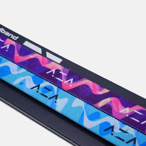 AZA Fluid Print Mini Headband