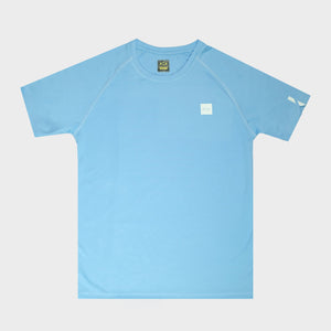 AZA Pacer Basic T-Shirt - Blue