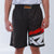 Celana Basket AZA Manga Strike - Black/Red