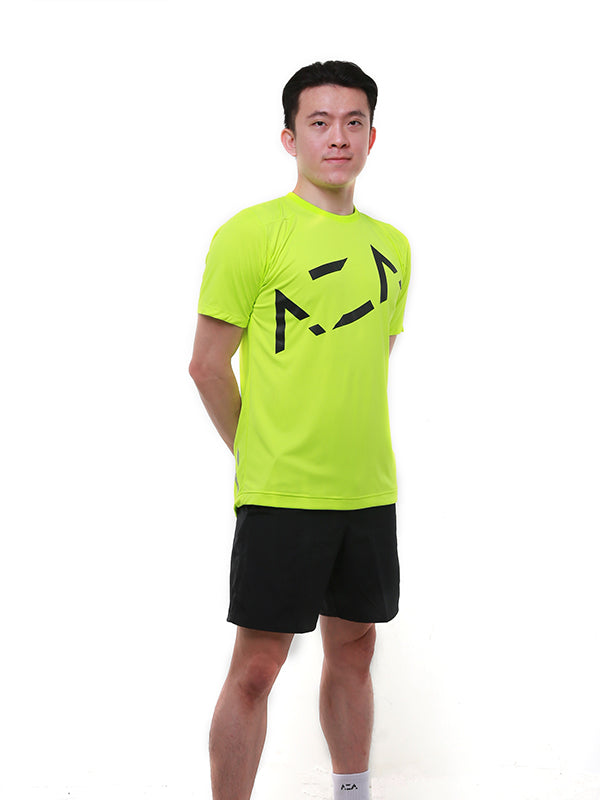 AZA Performance Shirt - SLASH Series - Green