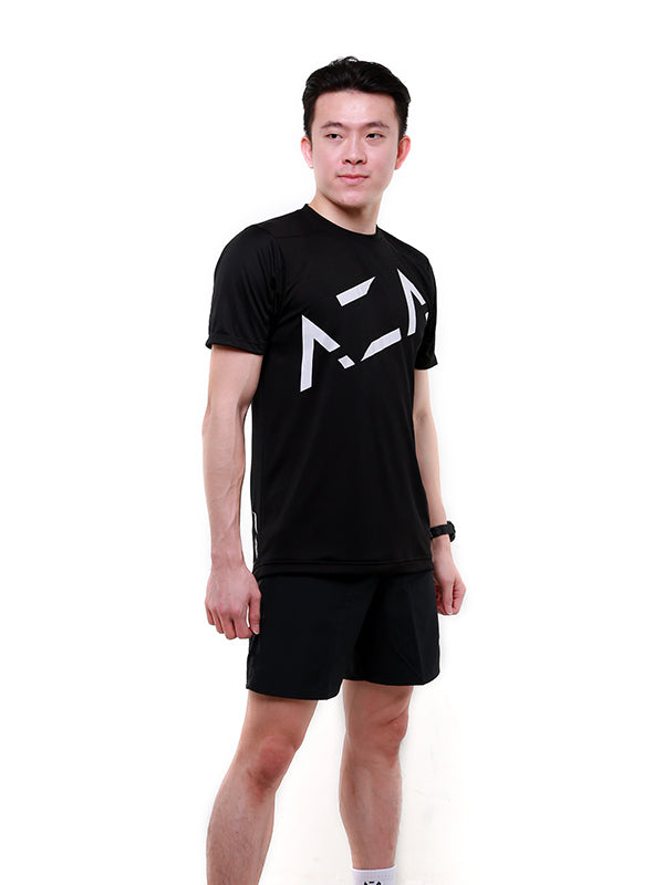 AZA Performance Shirt - SLASH Series - Black