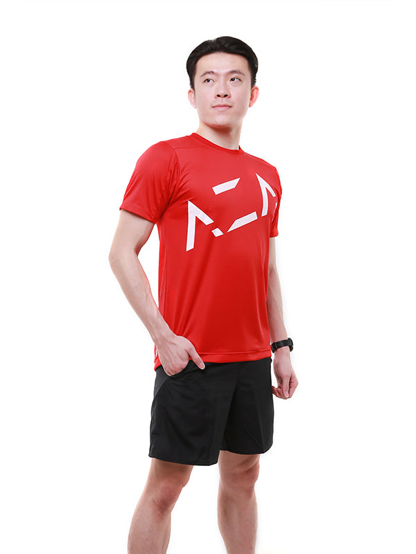 AZA Performance Shirt - SLASH Series - Red