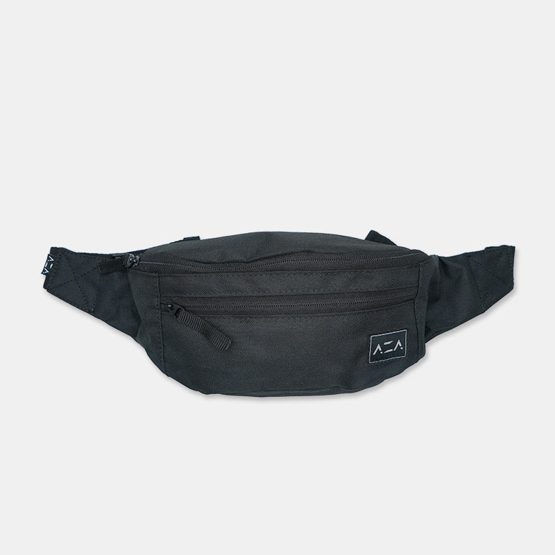 AZA Basic Waist Bag - Black
