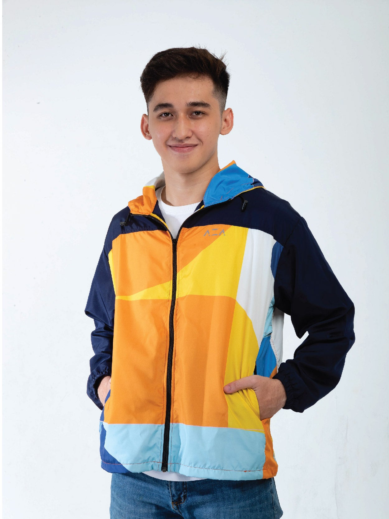 AZA Windbreaker Jacket Active Casual - Toucan