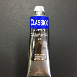Maimeri Classico Oil Cobalt Blue Deep (Hue) - 60ml tube